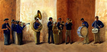Mariachi by Peter Worsley