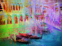 Gondolas in Confusion by Eye in Hand Gallery
