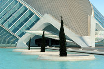 Valencia, Hemisfèric 4 (Detail) von Frank Rother