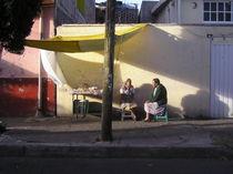 [Mexico] - Street vendors von Dave ten Hoope