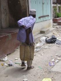 [Zanzibar] - Street life by Dave ten Hoope