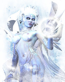 The Snow Queen by vaia
