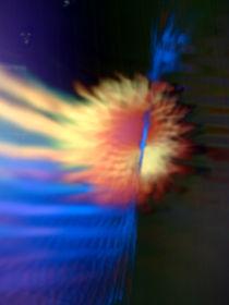 Lichterscheinung von Heide Pfannenschwarz