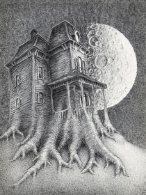 Mercury house by Paul Segsworth