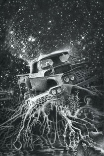 'Junkyard stars' by Paul Segsworth