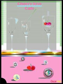 Cherry Love  by Oscar Vela