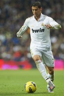 Cristiano Ronaldo Real MAdrid by Xaume Olleros