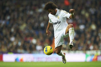 Marcelo Real Madrid von Xaume Olleros