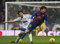 Messi FC BARCELONA von Xaume Olleros