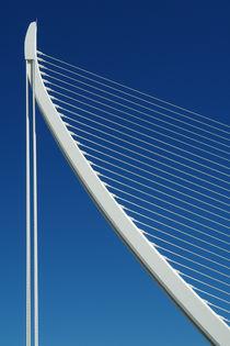 Valencia, Puente l'Assut 1 von Frank Rother
