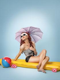 summertime. von René de Brunn