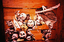 Skulls by Giorgio Giussani