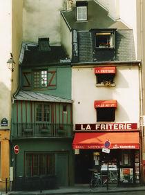 Rue Galande, Paris von behemot