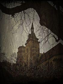 Matthäuskirche in Stuttgart von Elke Balzen