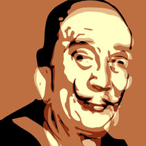 The Salvador Dali Lama by Troy Gua