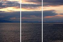 Triptychon - Sky - Cefalu Sicily by captainsilva
