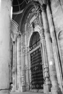 "The main entrance of ""Aziziye Mosque"" - Konya by Hacer Merve Alanyal?"