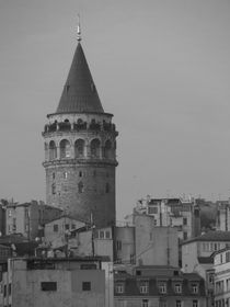 galata (vertical) by Hacer Merve Alanyal?