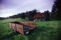 Georgia farm by Paul Segsworth