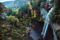 Fall Creek Falls by Paul Segsworth
