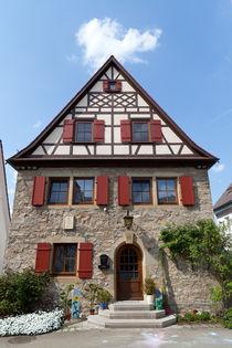 Half-timbered House von safaribears