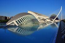 Valencia, Ciudad de las Artes y las Ciencias 2 von Frank Rother