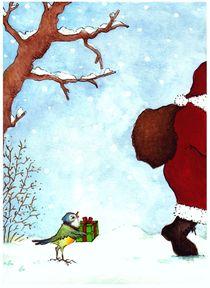 Weihnachten - Ein Weihnachtsmann für alle by Katja Kiefer