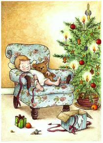 Weihnachten mit Teddy von Katja Kiefer