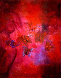 Schmetterlinge im Bauch by Walli Gutmann