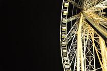 ferris wheel in paris by huiwen chen
