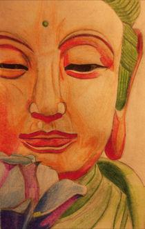 Buddha by Joaquin Prestamo