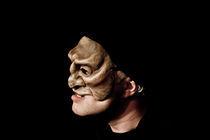 The Neapolitan mask by Riccardo Valsecchi