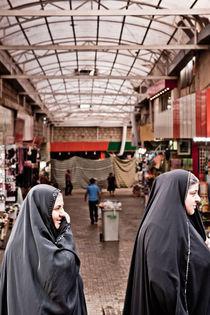 Women in Dohuk, Iraqi Kurdistan von Riccardo Valsecchi