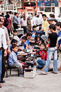 Children from Dohuk, Iraqi Kurdistan by Riccardo Valsecchi