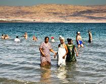 Kalya Beach, Israel/Palestine von Riccardo Valsecchi
