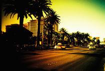 Las Vegas strip by Giorgio Giussani
