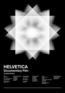 HELVETICA - H von Pawel Pilat