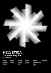HELVETICA - L von Pawel Pilat