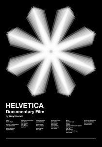 HELVETICA - V von Pawel Pilat