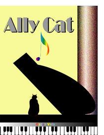 Ally Cat von Oscar Vela