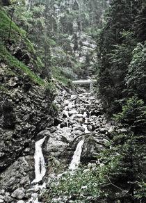 Kuhflucht Wasserfall von axvo-fotografie