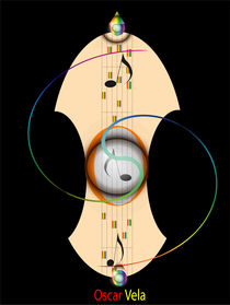 Music Lover  by Oscar Vela