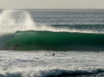 Padang Padang Surf by Eduardo Ulrich