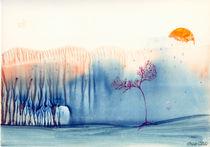 nature in my mind 1 by Oscar Vela