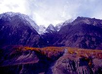 Laspur by Muhammad Humayun Khan