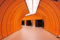 U-Bahn Architektur von ralf werner froelich