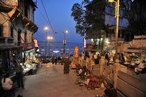 Varanasi-strasse