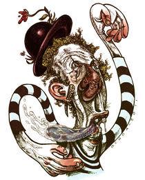 'Crazy mime' von Alheli Ochoa