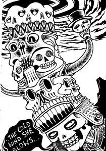 Totem-skull