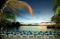Resort on Jamaica.